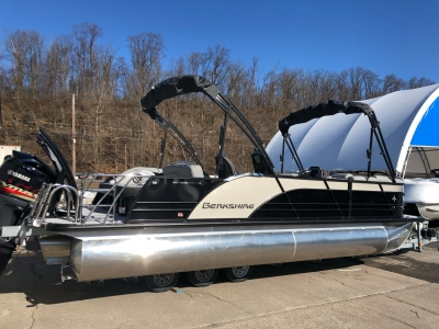 2021 Berkshire STS Series 23SB2PC Tritoon - In Stock for sale in Bloomsburg, Pennsylvania at $81,580