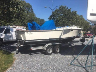 Power Boats - 1976 Blackfin 24 Fisherman for sale in Tracys Landing, Maryland at $19,900
