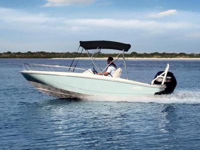 2021 Boston Whaler 160 Super Sport for sale in Saint Clair Shores, Michigan