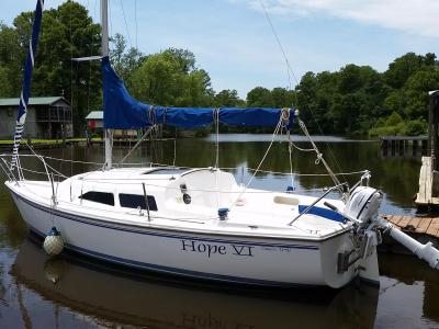 2003 Catalina Mk Ii for sale in Roper, North Carolina at $3,300