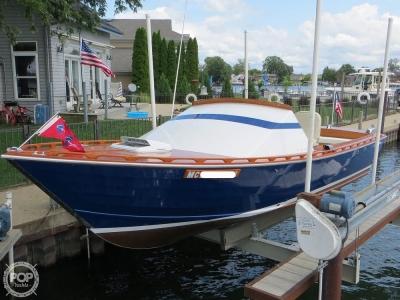1966 Chris-Craft Cavalier Cutlass 22' for sale in Gibraltar, Michigan at $38,900