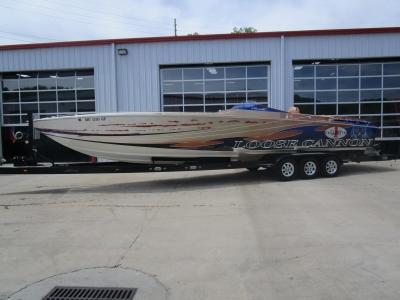 2004 Cigarette 38 Top Gun for sale in Osage Beach, Missouri at $189,950