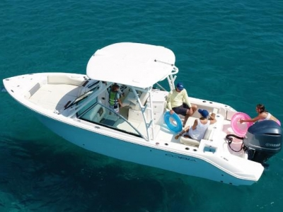 Power Boats - 2021 Cobia 240 Dual Console for sale in Gloucester, Virginia