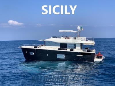 2016 Cranchi EcoTrawler 53 for sale in Sicilia, Italy at $916,886