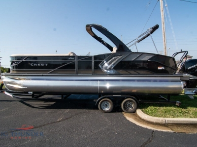 2020 Crestliner Caribbean Platinum 250 SLRC for sale in Lake Ozark, Missouri at $104,960