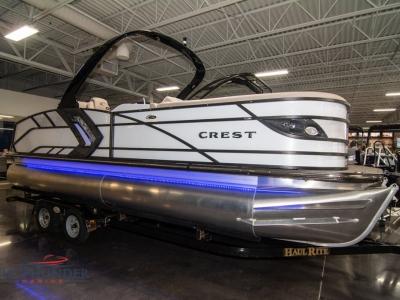 2021 Crestliner Caribbean Platinum 230 SLRC for sale in Lake Ozark, Missouri