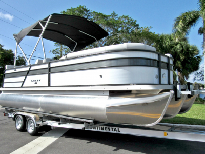 Power Boats - 2019 Crestliner I 220 SLRC for sale in Fort Lauderdale, Florida at $44,000