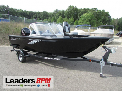 2020 Crestliner 1650 FISH HAWK SE WT for sale in Kalamazoo, Michigan