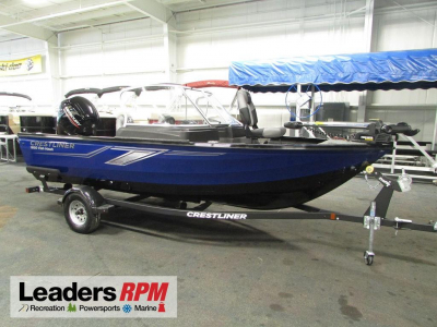 2020 Crestliner 1650 FISH HAWK WT JS for sale in Kalamazoo, Michigan
