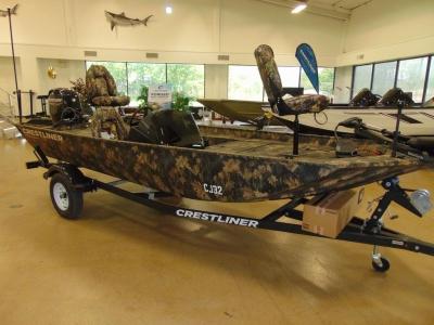 2021 Crestliner 1700 Storm for sale in Quakertown, Pennsylvania at $21,995