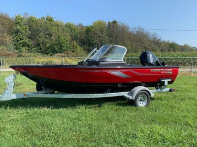 2020 Crestliner 1750 Fish Hawk for sale in Conneaut Lake, Pennsylvania