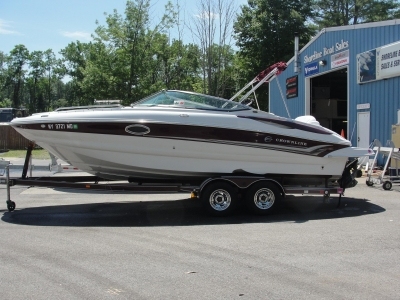 2006 Crownline 240 EX for sale in Lake George, New York at $39,995
