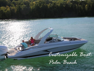 2021 Crownline E 285 XS for sale in Palm Beach, Florida