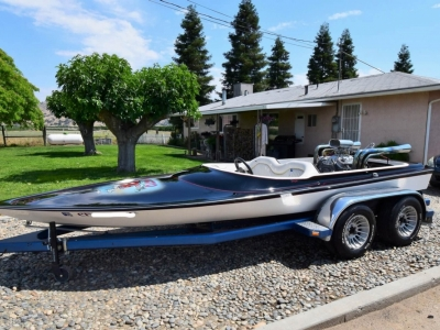 1977 Dominator 18 for sale in Reedley, California at $14,500