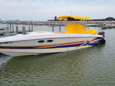Power Boats - 1998 Donzi zf 35 for sale in Sandusky, Ohio at $99,500