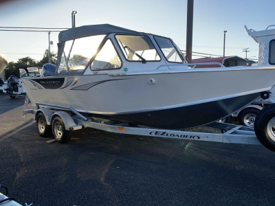 Power Boats - 2019 Duckworth 215 Pacific Navigator for sale in Florence, Oregon