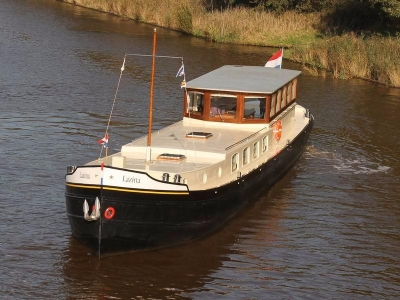 Power Boats - 1928 Dutch Barge Luxe Motor for sale in Netherlands,  at $428,380