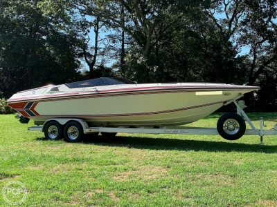 1991 Fountain 29 Fever for sale in Tiverton, Rhode Island at $39,900