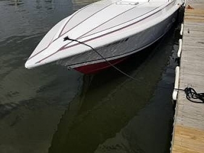 Power Boats - 1988 Fountain 33 ICBM Executioner for sale in Wethersfield, Connecticut at $49,900