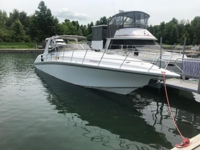 2006 Fountain 38 Express Cruiser for sale in Alexandria Bay, New York at $139,000