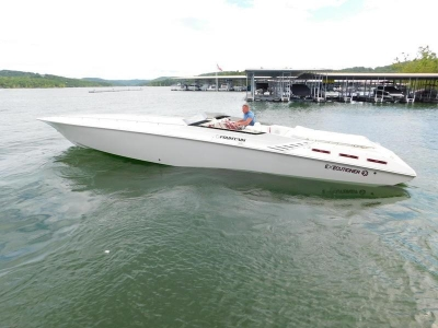 2004 Fountain 42 Executioner for sale in Branson, Missouri at $99,998