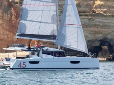 """2021 Fountaine Pajot 45 """"ON ORDER"""" for sale in Newburyport, Massachusetts at $774,498"""
