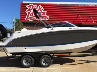 Power Boats - 2018 Four Winns HD220 OB for sale in Afton, Oklahoma at $57,999