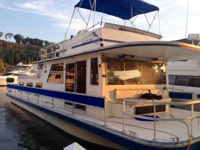 Power Boats - 1986 Gibson 50 Standard for sale in Pittsburgh, Pennsylvania at $49,900