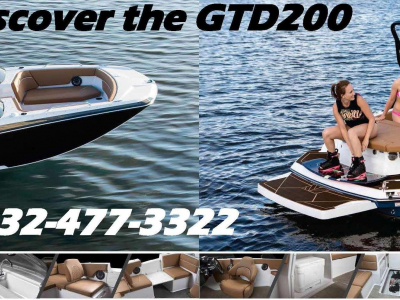 Power Boats - 2020 Glastron GTD 200 for sale in Brick, New Jersey at $34,939