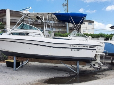 Power Boats - 1994 Grady-White Gulfstream 232 for sale in Lantana, Florida at $14,000