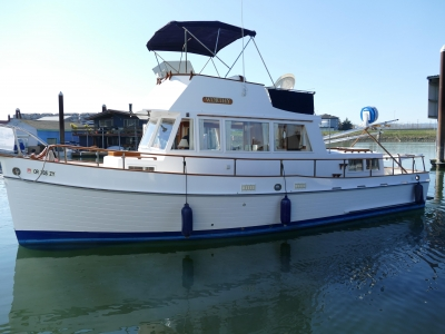 1971 Grand Banks 36 Classic for sale in Portland, Oregon at $59,000