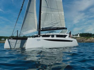 2018 HH Catamarans HH55 Catamaran for sale in Portsmouth, Rhode Island at $2,495,000