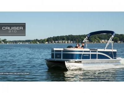 2020 HARRIS KAYOT Cruiser 210 for sale in Howell, Michigan