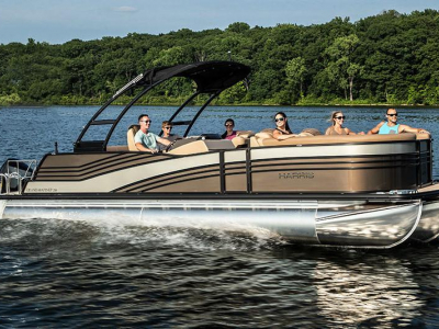 2020 HARRIS KAYOT Grand Mariner 230 for sale in Cornelius, North Carolina