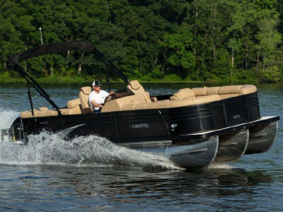 Small Boats - 2020 HARRIS KAYOT Sunliner 250 for sale in Lake Ozark, Missouri