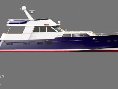 Power Boats - 2018 Heritage Yachts Newport 78 for sale in Fort Lauderdale, Florida at $5,283,600