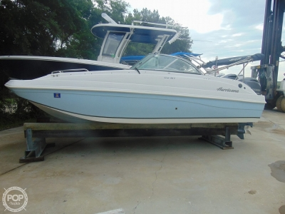 2016 Hurricane 187 SUNDECK for sale in Saint Augustine, Florida at $31,900