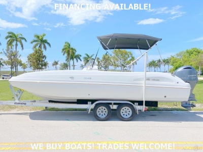 2018 Hurricane 231 for sale in Fort Lauderdale, Florida at $36,800