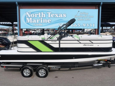 2018 Hurricane FD 236 OB for sale in Gainesville, Texas at $52,997