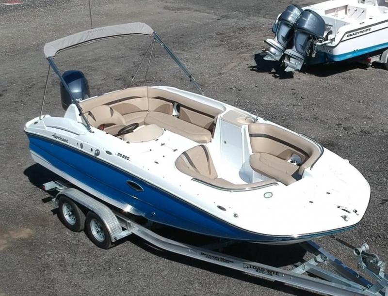 2018 Hurricane SS 220 OB for sale in Bluffton, South Carolina (ID-429)