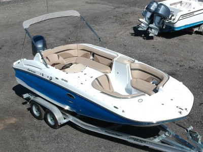 2018 Hurricane SS 220 OB for sale in Bluffton, South Carolina at $45,900