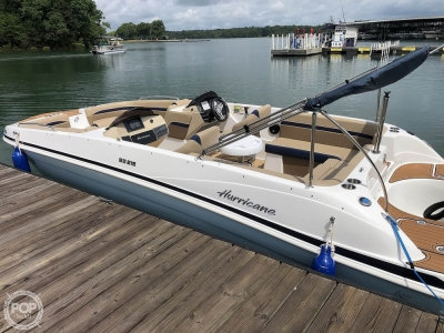 2019 Hurricane SS 218 for sale in Hartwell, Georgia at $66,650