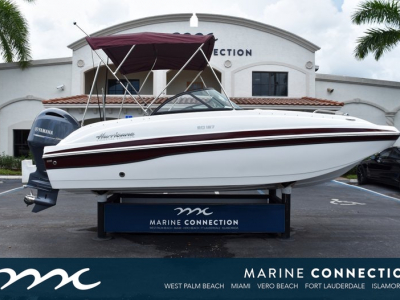 2019 Hurricane SUNDECK SD 187 OB for sale in Vero Beach, Florida at $33,900