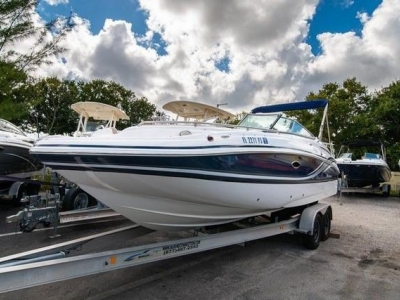 2013 Hurricane SunDeck 2400 OB for sale in Riviera Beach, Florida at $42,900