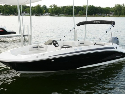 2022 Hurricane SunDeck Sport 185 OB for sale in Hampstead, New Hampshire