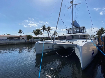 2020 Lagoon 46-available for sale in Tierra Verde, Florida at $899,000