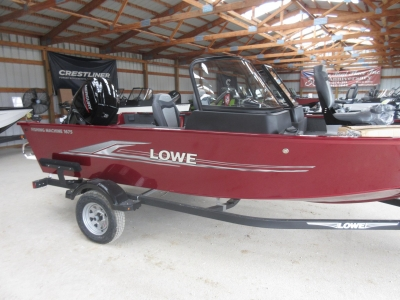 2021 Lowe FM 1675 WT for sale in Rockville, Indiana at $27,499
