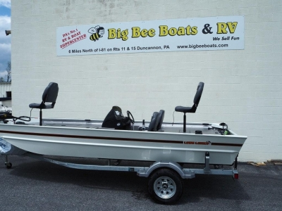 Power Boats - 2021 Lowe Legacy 18 for sale in Duncannon, Pennsylvania at $25,495