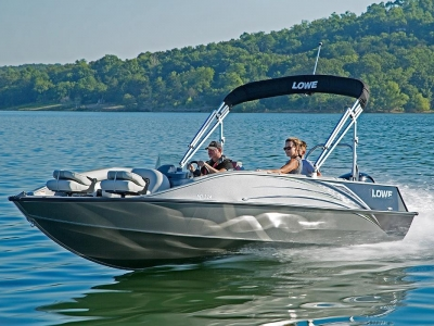 2021 Lowe SD224 Sport Deck for sale in Smithville, Missouri