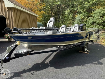 2016 Lund 1600 SS Rebel for sale in Queensbury, New York at $22,750